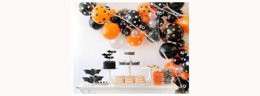 1st Annual Sugar and Spice Halloween Party
