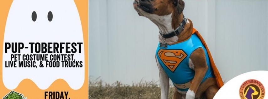 Pups & Pints: Halloween Edition