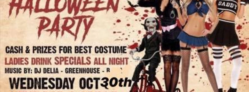 Sexy Halloween Eve Party & Costume Contest @Keys Bar