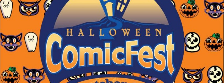 Halloween ComicFest 2019 - Saturday, October 26th, 2019