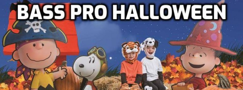 Bass Pro Shops Halloween