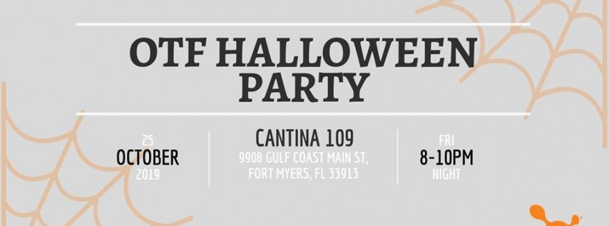 OTF 1st Annual Halloween Party