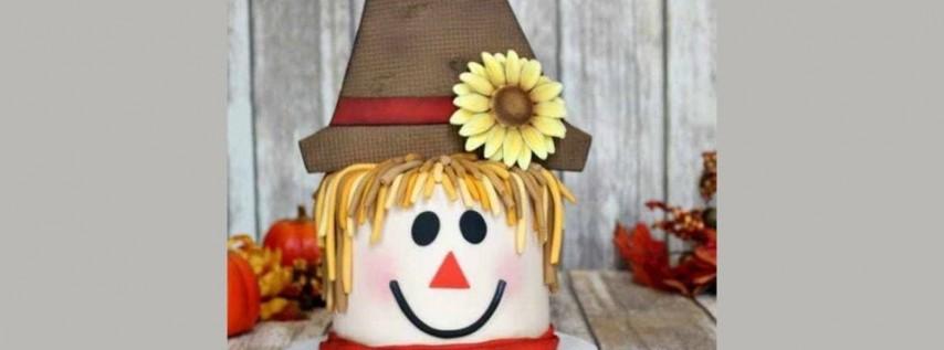 Fondant - Basics and Beyond - Scarecrows!