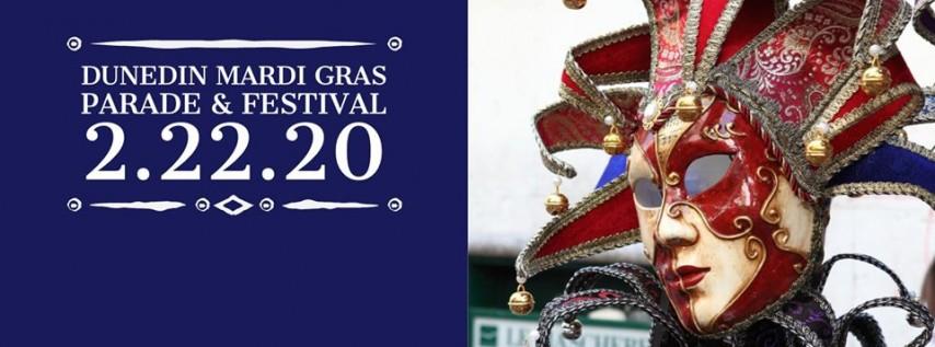 Dunedin Mardi Gras Parade & Festival