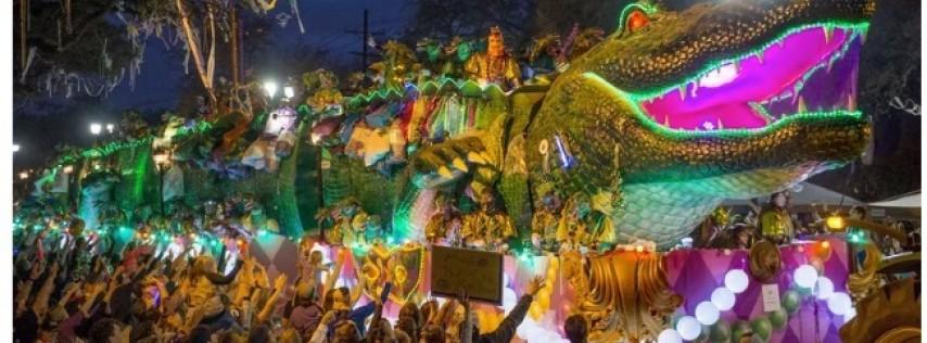 Cayman to Nola Mardi Gras 2020