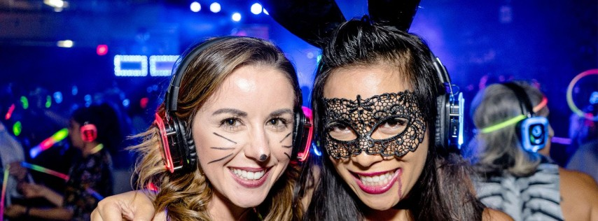 Fright Night Silent Disco Party In Round Rock