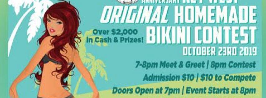 27th Annual Homemade Bikini Contest!