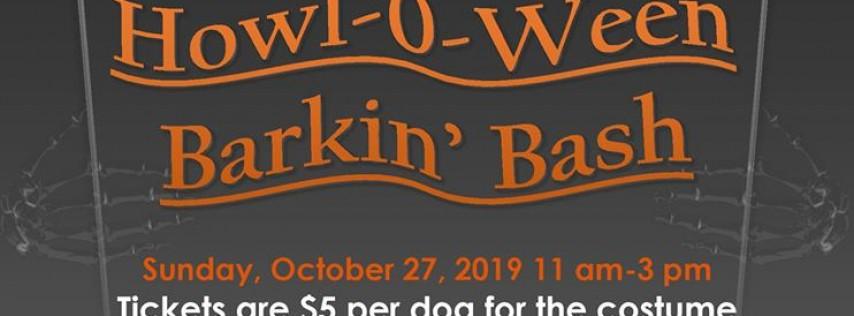 Howl-O-Ween Barkin' Bash