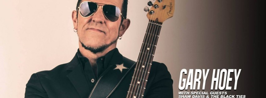 Gary Hoey at The Funky Biscuit