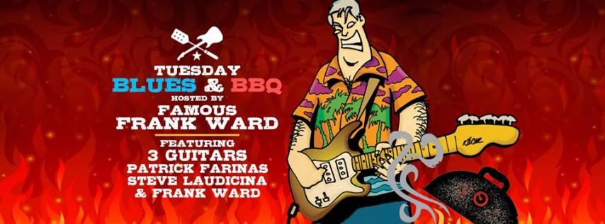 3 Guitars with Patrick Farinas, Steve Laudicina & Frank Ward