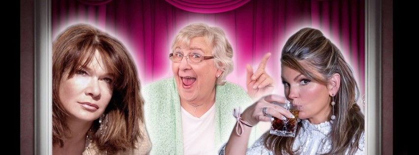 Three Hysterical Broads off their Medication