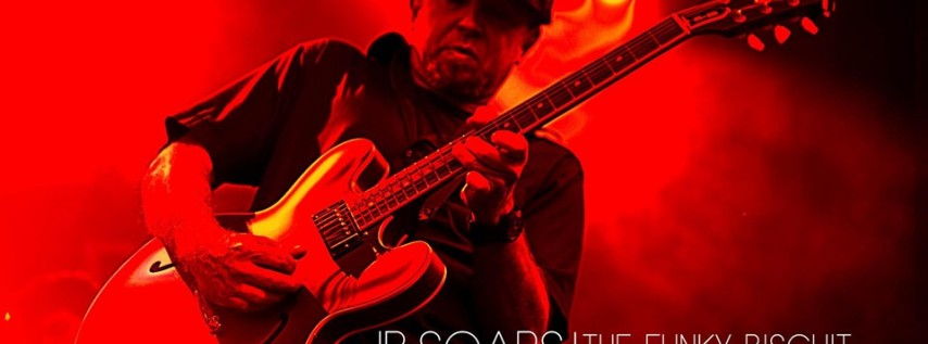 JP Soars & The Red Hots at The Funky Biscuit