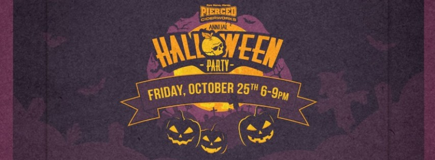 Pierced Annual Halloween Party