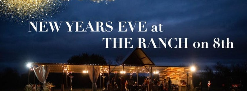 New Years Eve at the Ranch on 8th presented by Rock Harbor Radio