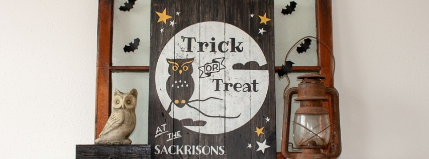 Halloween-Themed Trivia Night - Pick Your Project Workshop