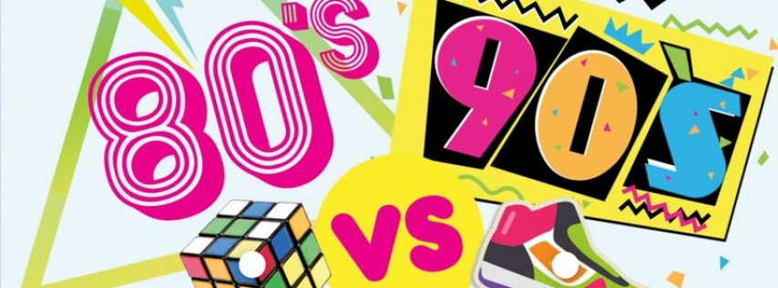 Next Phaze Cafe and Baltimore Plays presents: 80's and 90's Halloween Party