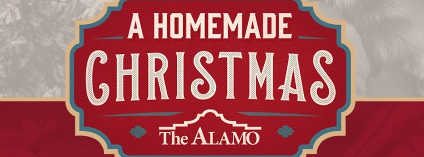 Homemade Christmas at the Alamo