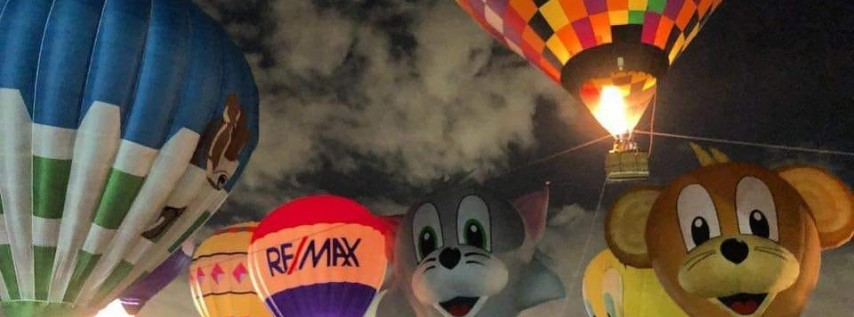 Las Vegas Balloon Glow 2019