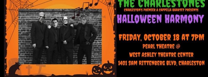The Charlestones Present Halloween Harmony