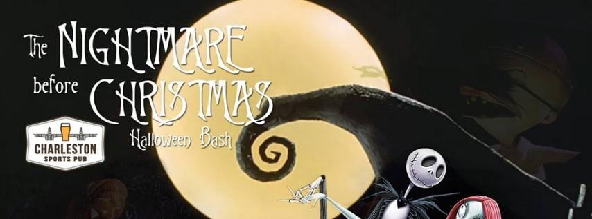 The Nightmare before Christmas Halloween BASH!