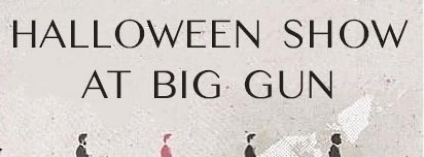 Halloween Show at Big Gun ft. Life In Vacuum, Caravela & More!