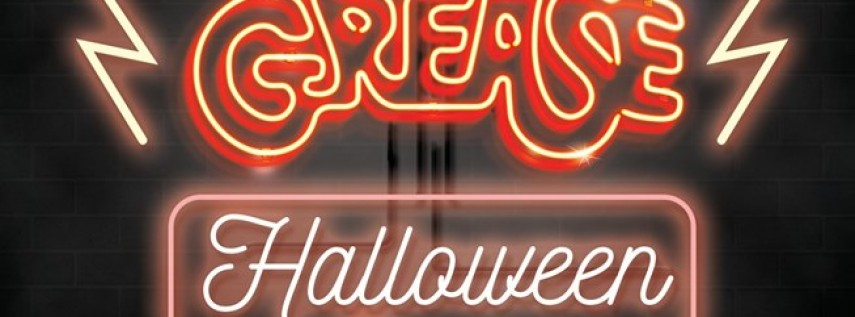 Grease Halloween with Martin McDaniel Live (Nov. 1st)