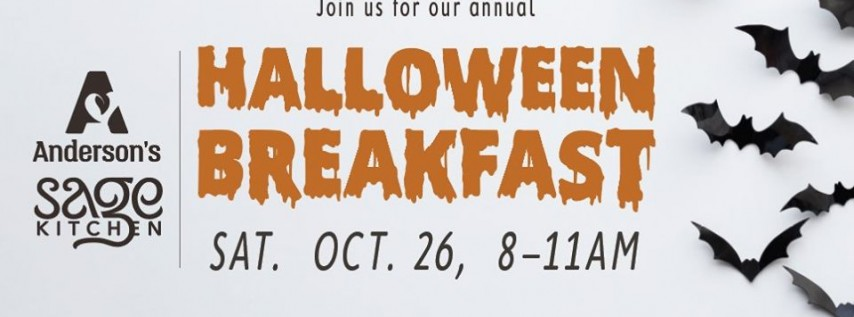 Halloween Breakfast Buffet - Sage Kitchen Virginia Beach