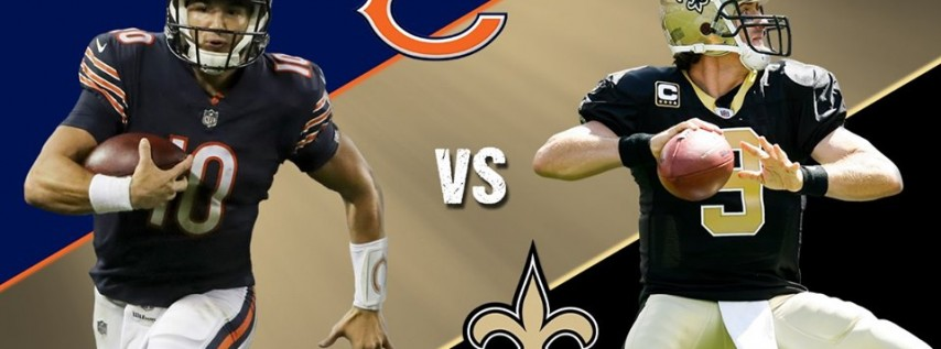 Bears vs. Saints