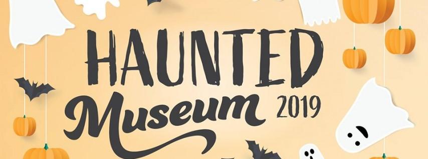Haunted Museum Storytelling Festival