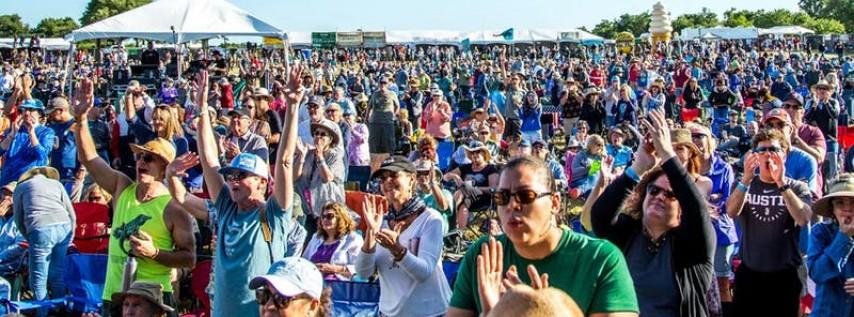 Old Settler's Music Festival, April 16-19, 2020