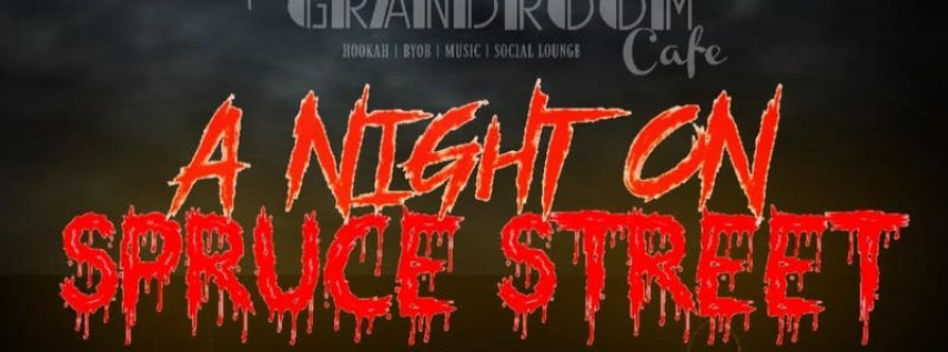 A Night On Spruce Street Halloween Party By The GrandRoom Cafe