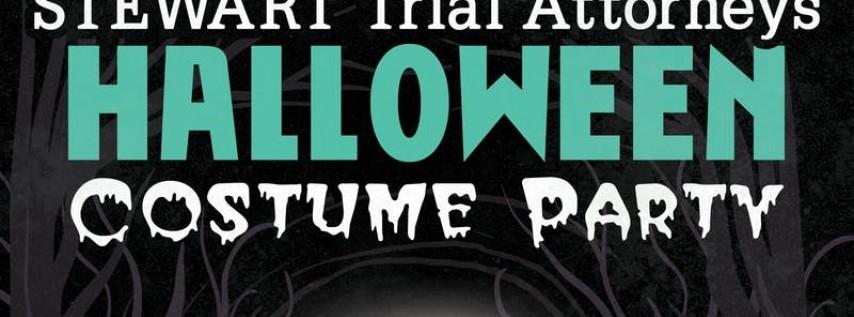 Stewart Trial Attorneys Halloween Costume Party