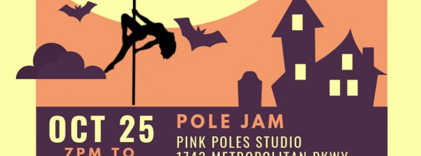 Pole Jam Halloween Party