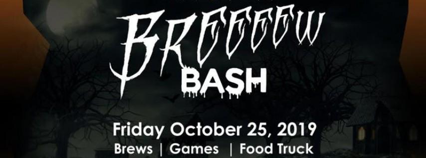 Halloween Breeew Bash