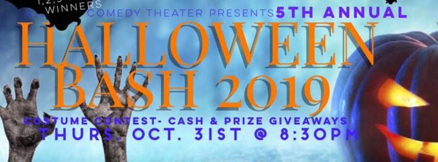 5TH Annual Halloween Bash Costume Contest