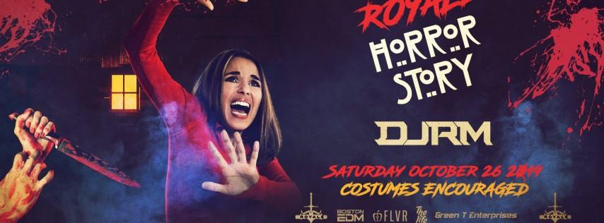 Royale Horror Story: Halloween 2019