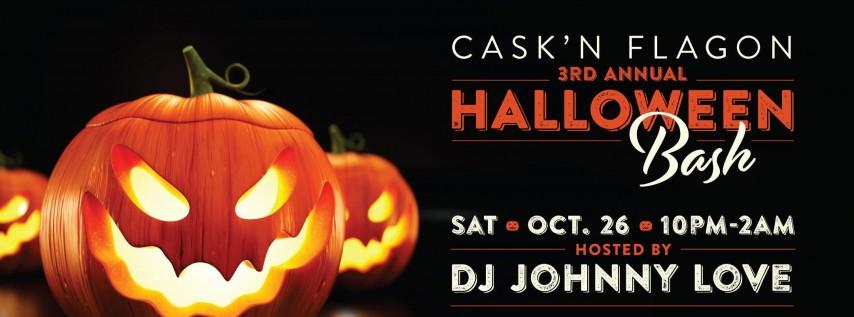 3rd Annual Halloween Bash   Cask 'N Flagon Boston