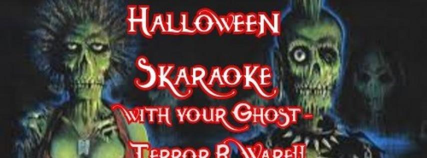 Halloween Skaraoke!