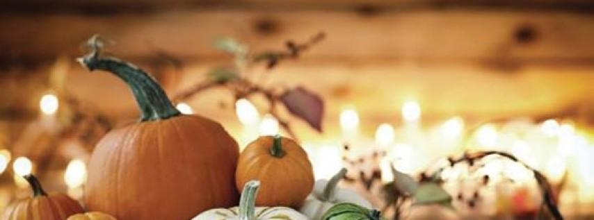 Halloween Wine Dinner