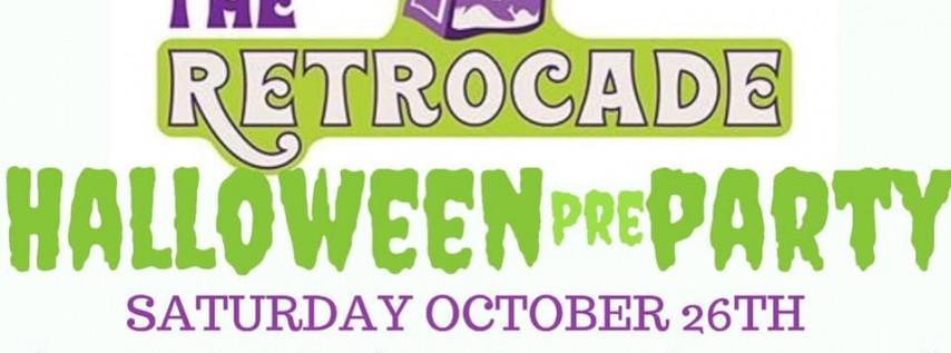 Halloween Pre Party!