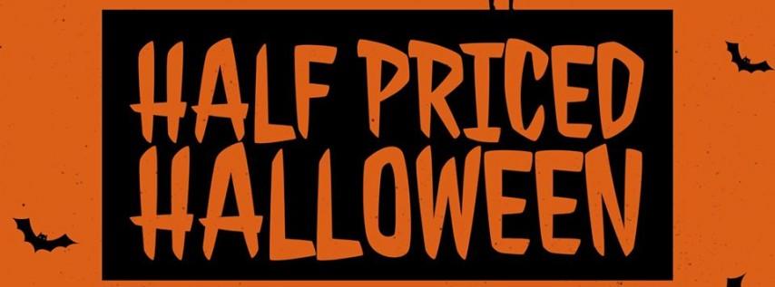 Half Priced Halloween