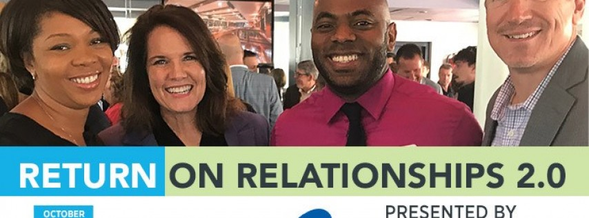 2019 Return on Relationships 2.0 - October