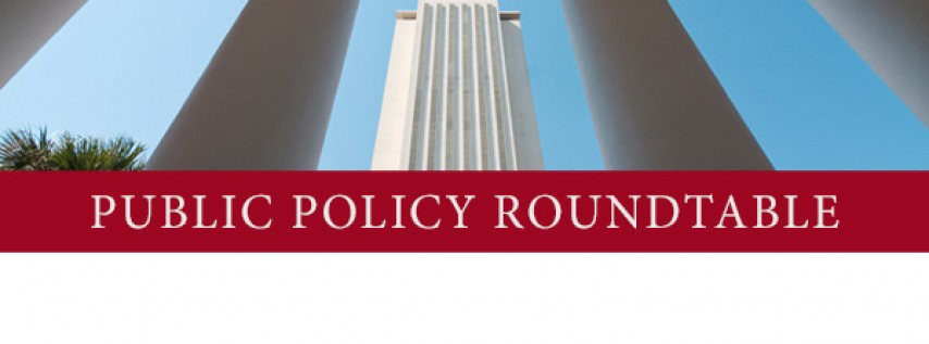 Public Policy Roundtable – Insights From Inside The Beltway