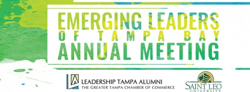 Emerging Leaders of Tampa Bay Annual Meeting