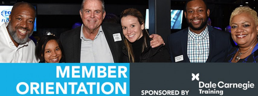 Greater Tampa Chamber of Commerce- Member Orientation