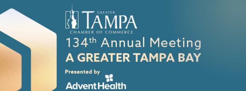 Greater Tampa Chamber of Commerce- Annual Meeting
