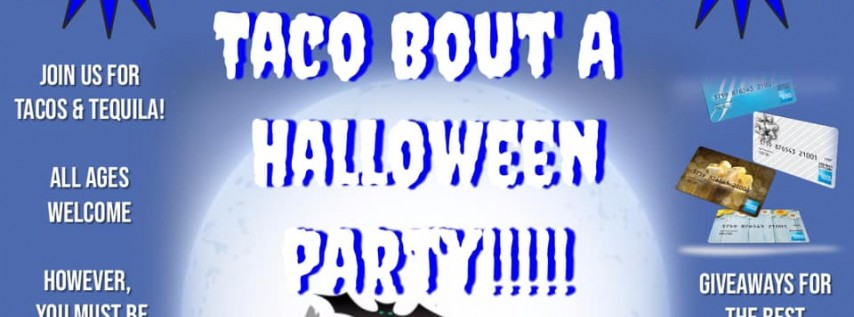 Taco Bout A Halloween Party!