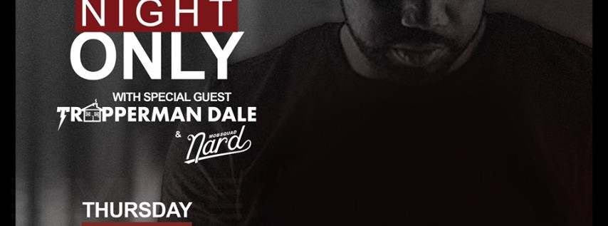 Don Trip - One Night Only at Exit/In