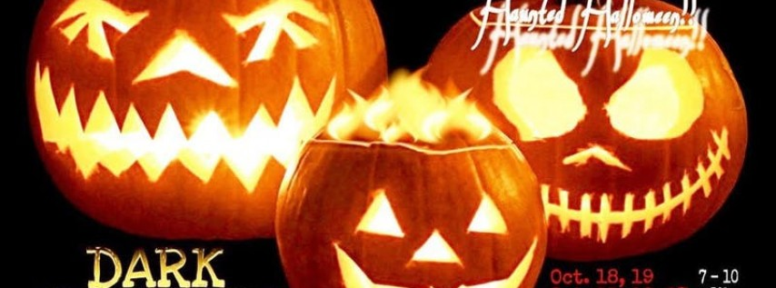 Dark Harvest Haunted Halloween Trails at Jourdan-Bachman Pioneer Farms