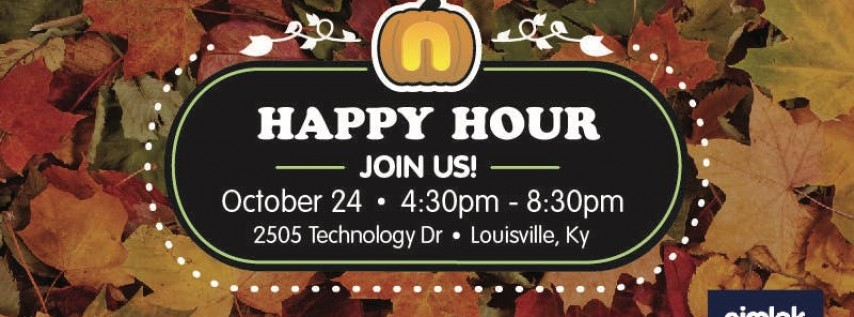 Nimlok Kentucky Fall Happy Hour